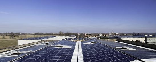 Budowa elektrowni słonecznej